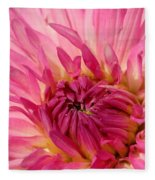 Dahlia 2am-104251 Fleece Blanket