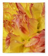 Dahlia - 812 Fleece Blanket