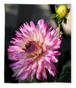 Dahlia Generations Fleece Blanket