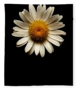 Daisies Are Not Flowers No Text Fleece Blanket
