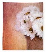 Daisy Delight Fleece Blanket