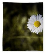 Daisy Fleece Blanket
