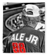 Dale Jr Fleece Blanket