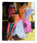 Dancers Fleece Blanket