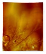 Dancing At The Gates Of Hell Fleece Blanket
