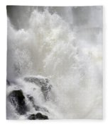 Dancing Waters Fleece Blanket
