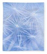 Dandelion Atmosphere Fleece Blanket