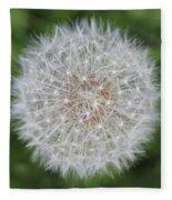 Dandelion Marco Abstract Fleece Blanket