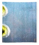 Dandelion Parachute Balls Fleece Blanket