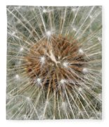 Dandelion Square Fleece Blanket