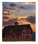Danny's Barn Fleece Blanket