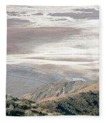 Dante's View #1 Fleece Blanket