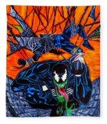 Darkhawk Issue 13 Homage Fleece Blanket