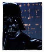 Darth Vader Fleece Blanket