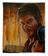 Daryl Fleece Blanket