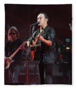 Dave Matthews Live Fleece Blanket