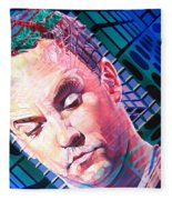 Dave Matthews Open Up My Head Fleece Blanket