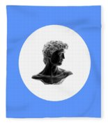 David 35 Fleece Blanket