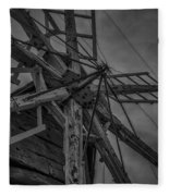Davidson Windmill Fleece Blanket