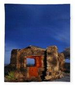 Davis Mountains State Park 2am-114647 Fleece Blanket