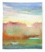 Dawn 43 Fleece Blanket