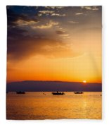 Dawn Fleece Blanket