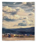 Dawson City Fleece Blanket