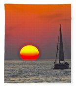 Days End Fleece Blanket