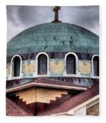 Dayton Mosque Fleece Blanket