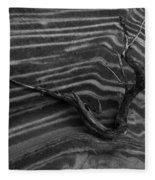 Dead Wave Fleece Blanket