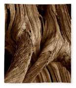 Deadwood Fleece Blanket