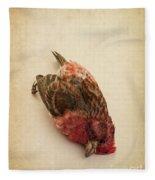 Death Of The Innocent Fleece Blanket