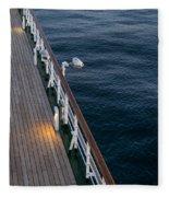 Deck Sea Fleece Blanket