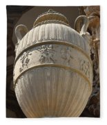 Decorative Urn - Palace Of Fine Arts Sf Fleece Blanket