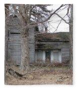 Defunct House Fleece Blanket