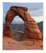Delicate Arch - Arches National Park - Utah Fleece Blanket