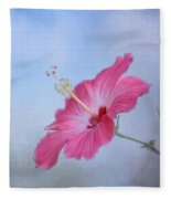 Delicate Beauty Fleece Blanket