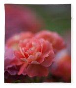 Delicate Layers Of Light Fleece Blanket