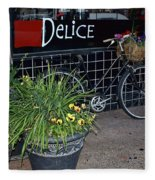 Delice Fleece Blanket