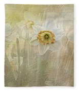 Delightful Daffodils Fleece Blanket