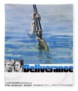 Deliverance Fleece Blanket