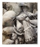 Delivered By The Sea Fleece Blanket