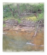 Dells Creekside Fleece Blanket