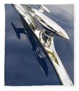 Delta 88 Rocket Fleece Blanket
