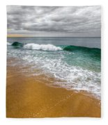 Desaturation Fleece Blanket