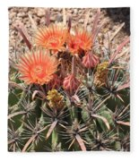 Desert Beauty Fleece Blanket