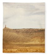 Desert Landscape2 Fleece Blanket