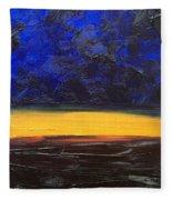 Desert Plains Fleece Blanket