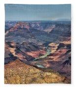 Desert View Fleece Blanket