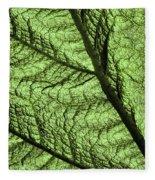 Design In Nature Fleece Blanket